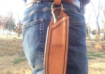 Woodlore #1 Sheath