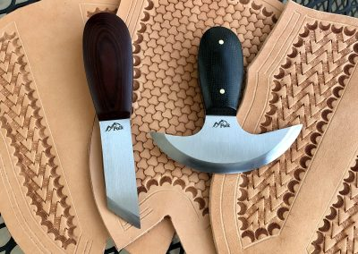 Leathercraft Knives Micarta