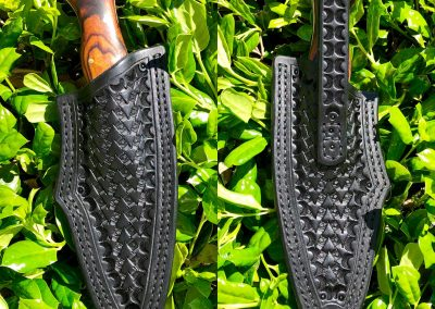 Mini Woodlore Sheath for Blade Magazine