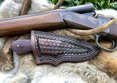 Tooled Pancake Sheath